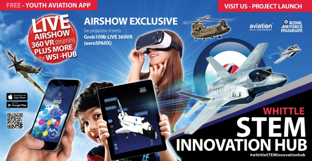 Shinx: Bringing Clients Together at Cosford Air Show